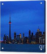 Toronto Blues... Acrylic Print