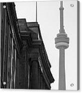 Toronto Cn Tower Acrylic Print