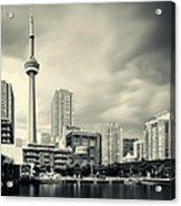 Toronto Harbourfront Acrylic Print