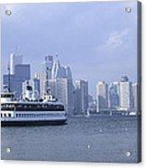Toronto Island Ferry Acrylic Print
