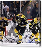 Toronto Maple Leafs V Boston Bruins - Acrylic Print