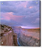 Toroweap Overlook Grand Canyon Nparizona Acrylic Print