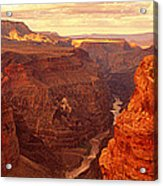 Toroweap Point, Grand Canyon, Arizona Acrylic Print