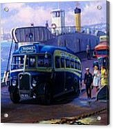 Torpoint Ferry. Acrylic Print