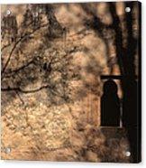 Torre De Las Infantas In The Alhambra Acrylic Print