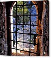 Torre Des Savinar Acrylic Print