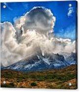 Torres Del Paine 2 Acrylic Print