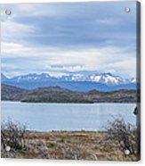 Torres Del Paine National Park Acrylic Print