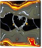 Tough Love Acrylic Print