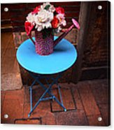 Toulouse Spring Acrylic Print