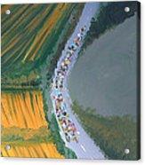 Tour De France 2 Acrylic Print
