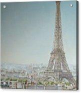 Tour Eiffel 1 Acrylic Print