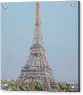 Tour Eiffel 3 Acrylic Print