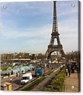 tour Eiffel Acrylic Print