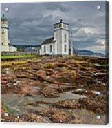 Toward Lighthouse  Acrylic Print