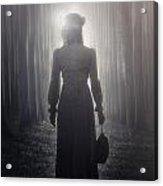 Towards The Light Acrylic Print by Joana Kruse