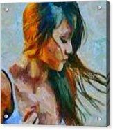 Towards Tomorrow Acrylic Print