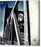 Tower Bridge - Throwback Acrylic Print