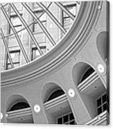 Tower City Rotunda Acrylic Print