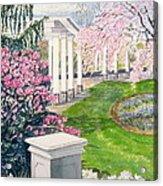 Tower Hill Acrylic Print