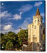 Tower Of St. Sebastian II Acrylic Print
