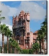 Tower Of Terror  Acrylic Print