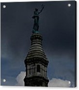 Tower Top Acrylic Print