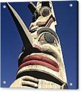 Towering Totem Acrylic Print