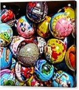 Toy Balls Acrylic Print