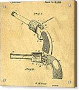 Toy Pistol Circa 1920s Acrylic Print