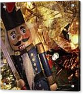 Toy Soldier Acrylic Print