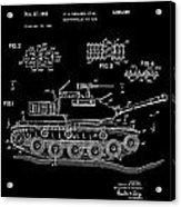 Toy Tank Acrylic Print