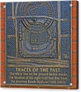 Traces Of The Past Busch Stadium Dsc01113 Acrylic Print