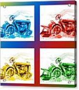 Tractor Mania IIi Acrylic Print