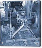 Tractor Series 003 Acrylic Print