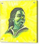 Tracy Chapman 01 Acrylic Print