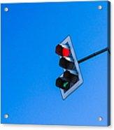 Traffic Light - Featured 3 Acrylic Print