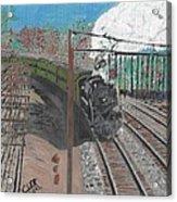 Train 641 Acrylic Print
