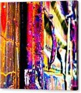 Train Funk IIi Acrylic Print
