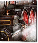 Train - Let Off Some Steam  Acrylic Print
