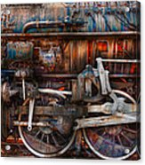 Train - With Age Comes Beauty  Acrylic Print