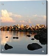 Tranquil Inlet Acrylic Print
