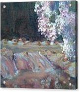 Tranquil Pond Acrylic Print