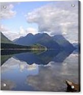 Tranquility Alouette Lake - Golden Ears Prov. Park, British Columbia Acrylic Print