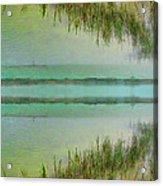 Tranquility Bay Acrylic Print