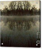 Tranquility Lake Acrylic Print by Doug Sturgess