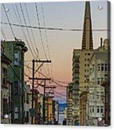 Transamerican Urbanism Acrylic Print