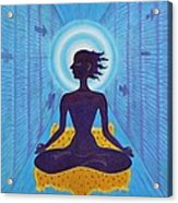 Transcendental Meditation Acrylic Print