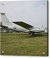Transportation - Us Air Force - Airplane  Acrylic Print