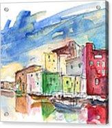 Trapani 04 Acrylic Print